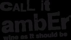 Call it Amber Logo